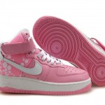 Nike Air Force one 2011 High Women shoes  9237546239