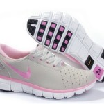 Nike free women 7.0 shoes grey pink 2011
