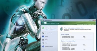 nod32 antivirus 5