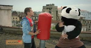 reclama vodafone panda 2011