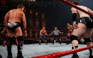 wwe noaptea campionilor wrestling