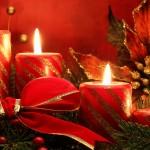 Christmas evening.