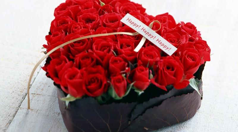 Inima trandafiri