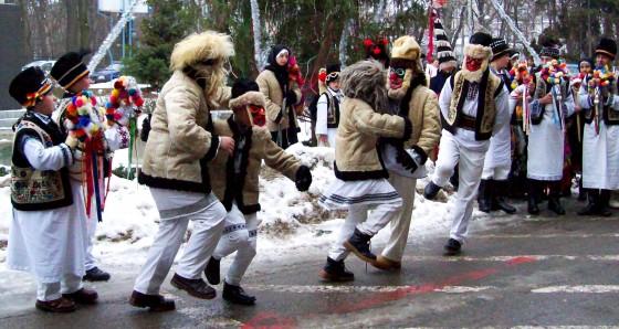 traditii si obiceiuri de anul nou